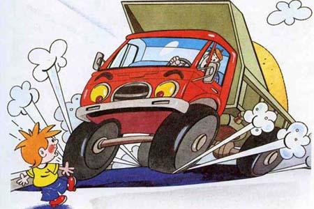 ГИБДД Тобольска: научите своего ребенка правилам поведения на дороге