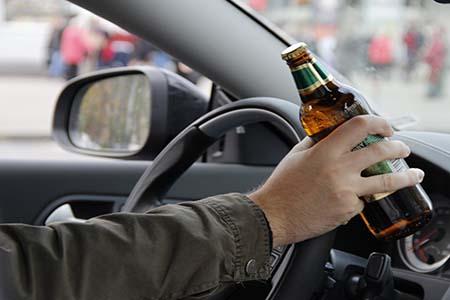 Дерзкий водитель трижды за год попадался пьяным за рулем в Северной Осетии