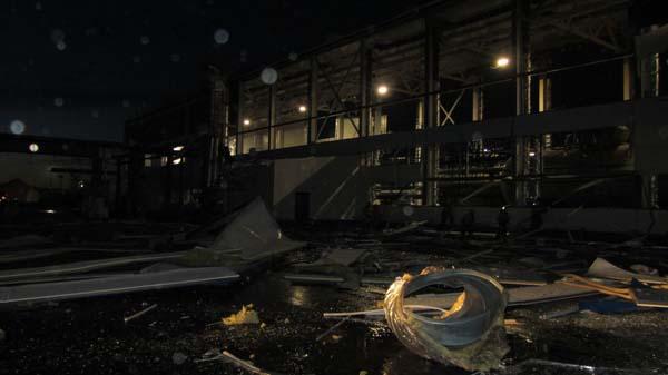 Взрыв на тобольском филиале по транспорту газа оао сг транс