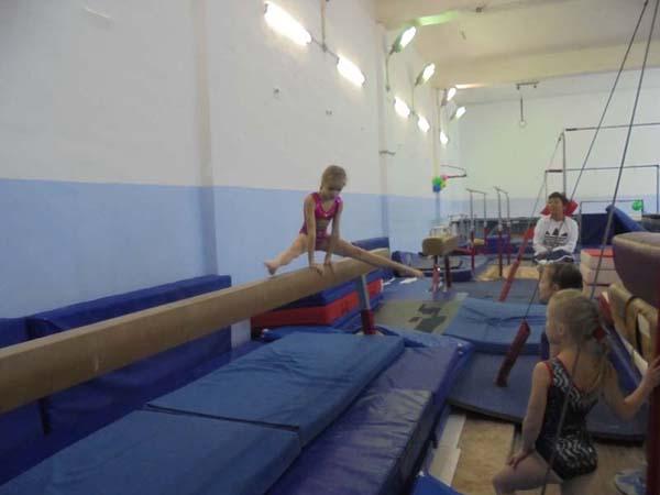 Итоги турнира имени Б. Шахлина по спортивной гимнастике в Тобольске