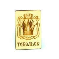 Магнит герб Тобольска