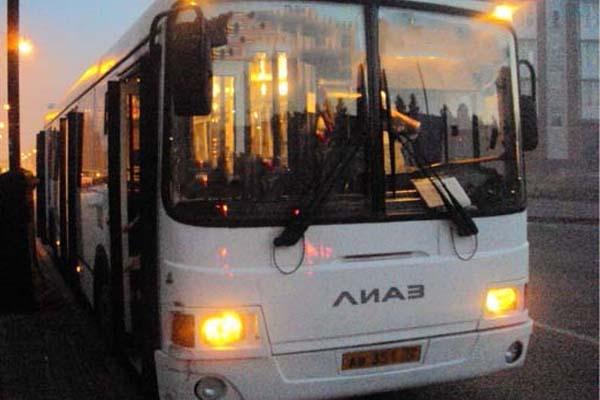 Общественный транспорт Тобольска переходит на график выходного дня