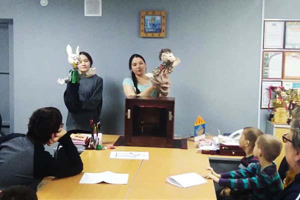 В Тобольске создается кукольный театр с участием особых детей