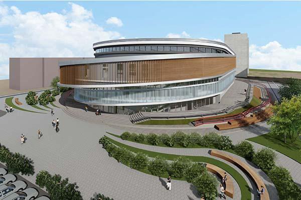 Центр гимнастики появится в Тобольске в ноябре 2022 года